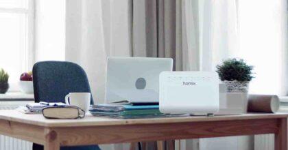 Ultrainternet Fibra Smart Home, l'offerta Enel X e Tiscali che sfrutta il modem intelligente Homix