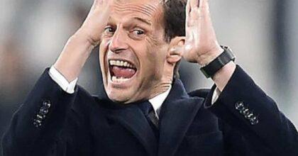 """Allegri: """"Bonucci capitano? Se vuole la fascia la compri e vada a giocare in piazza"""""""