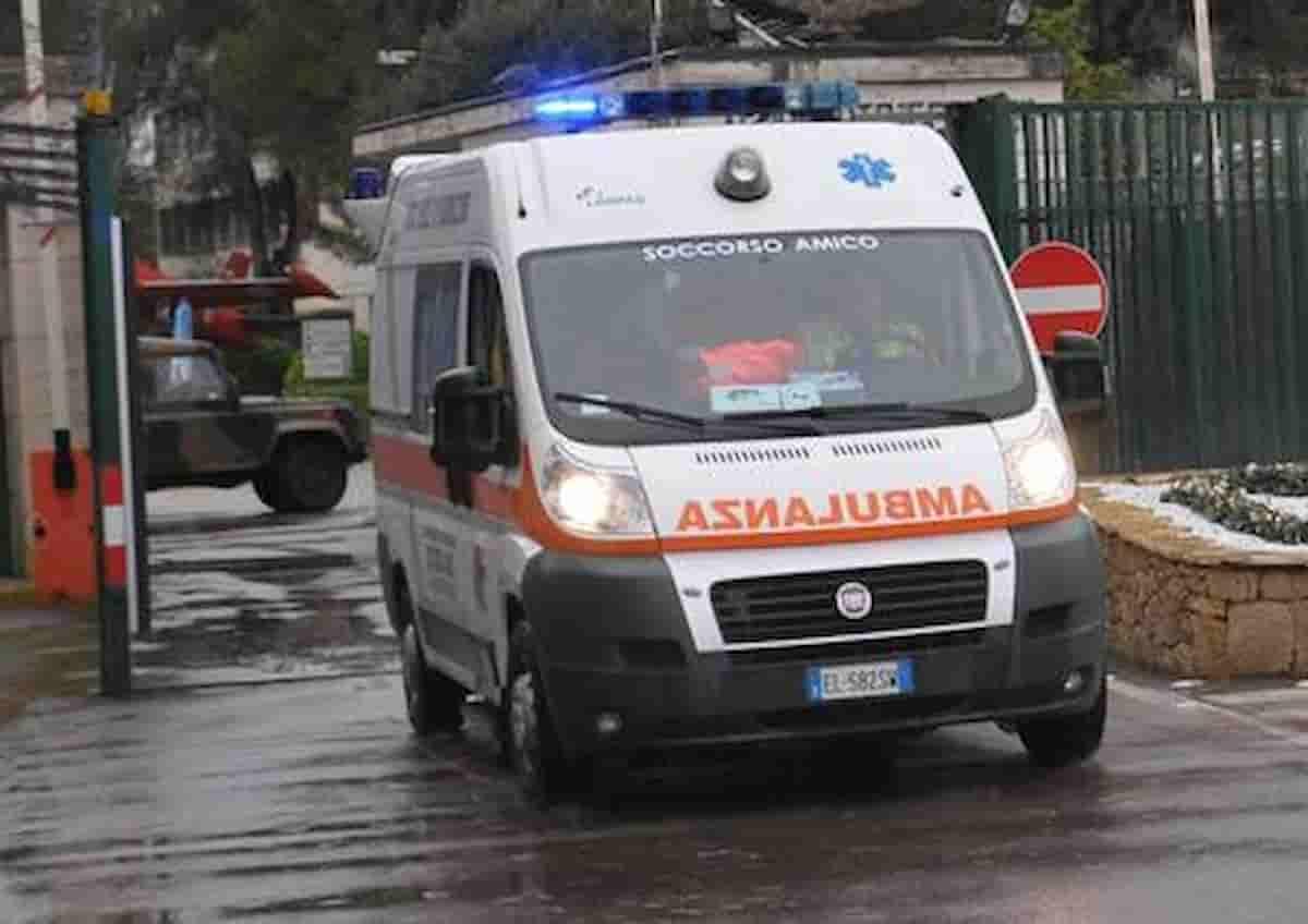 Incidente Foligno Montefalco