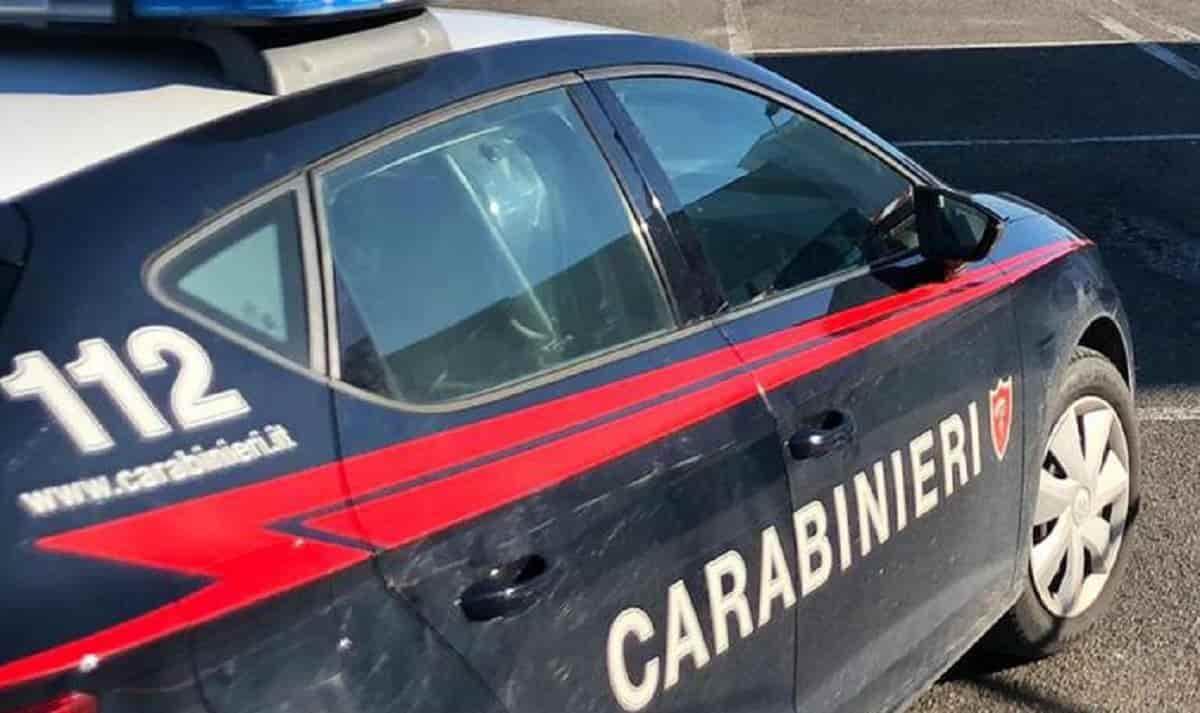 Parma, coppia ha un rapporto sessuale in pubblico: arrivano i carabinieri e lui prova a colpirli