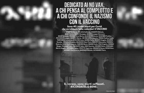 Castelnuovo Scrivia no vax