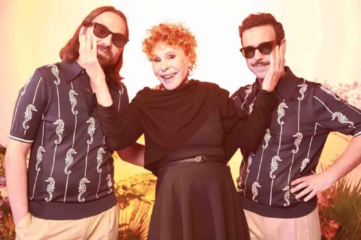 """Colapesce e Dimartino, nuovo brano """"Toy Boy"""" con Ornella Vanoni e Luca Guadagnino"""