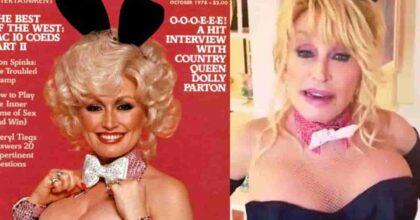 Dolly Parton coniglietta PLAYBOY