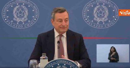 Mario Draghi Salvini