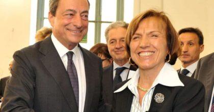 Elsa Fornero nuova consulente (gratis) di Mario Draghi. La Lega non la prende bene