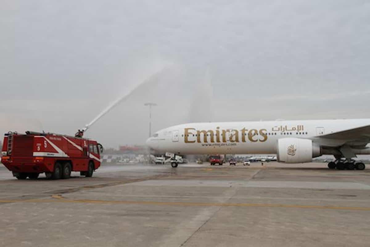 malpensa emirates grandine