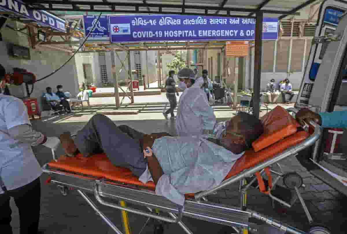 Fungo nero in India: oltre 45mila contagi, oltre 4mila morti, soprattutto ex pazienti Covid