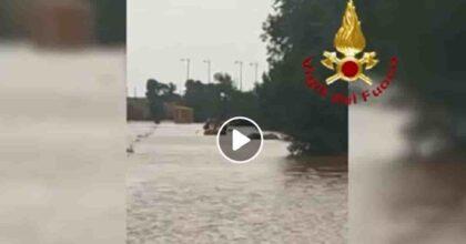 Nubifragio sul Gargano: alluvione e frane soprattutto a San Marco in Lamis VIDEO