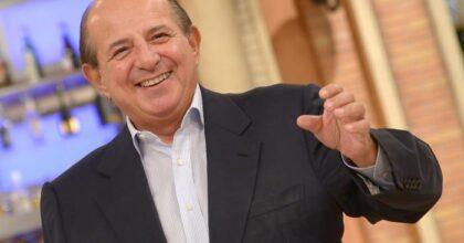 Giancarlo Magalli chi è: ex fidanzata Giada Fusaro, ex moglie Valeria Donati, figli, età, peso, altezza e data di nascita