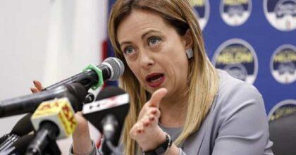 Giorgia Meloni si è vaccinata allo Spallanzani di Roma. Non pubblicherà nessuna foto
