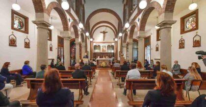 green pass chiesa
