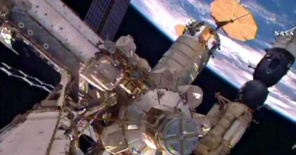 Stazione Spaziale motori