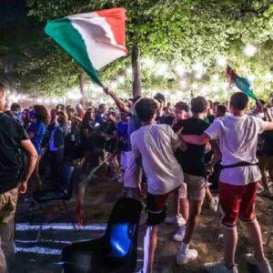 """Crisanti già pensa all'Italia vincitrice: """"Non trasformiamo i clacson in sirene di ambulanze"""""""