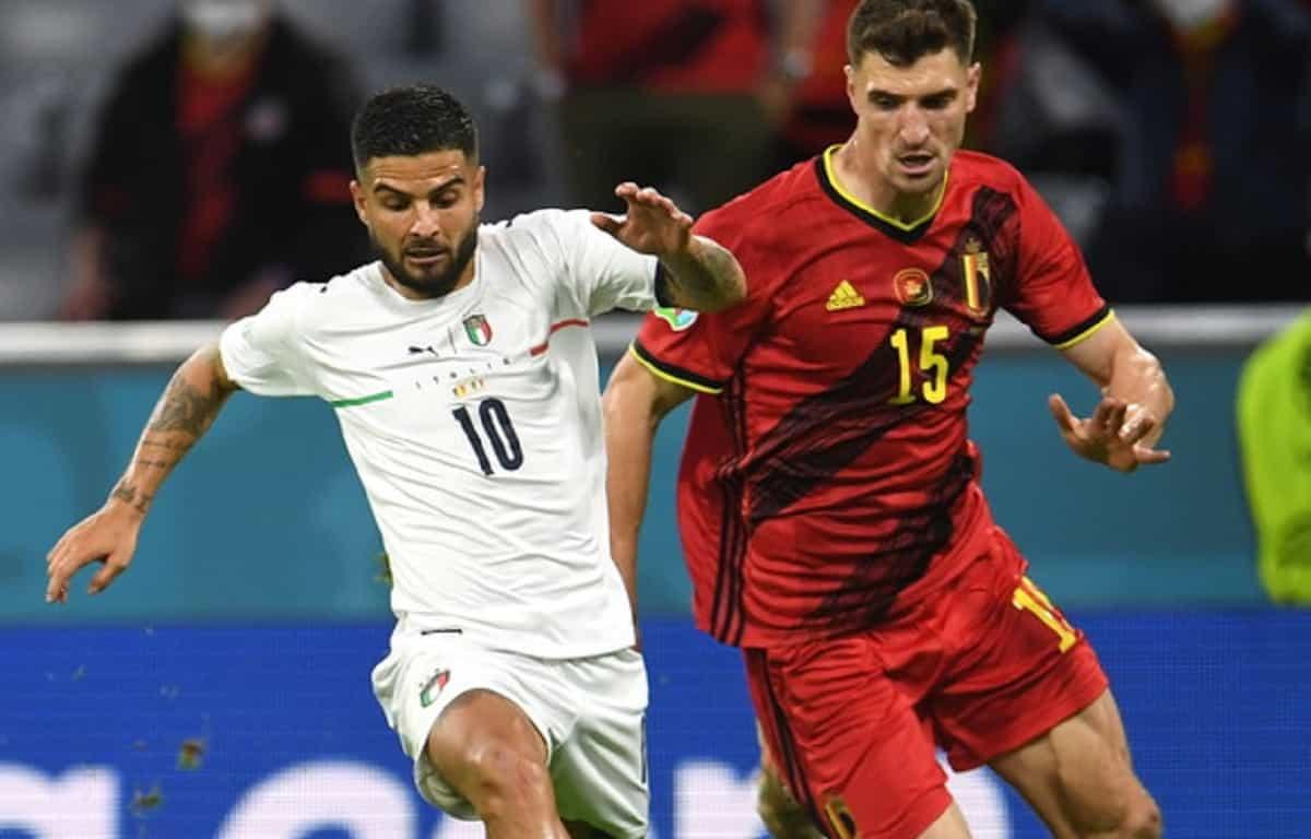 Italia, lo strano caso agli Europei: ha incontrato solo squadre con la maglia rossa. Finale con la Danimarca?