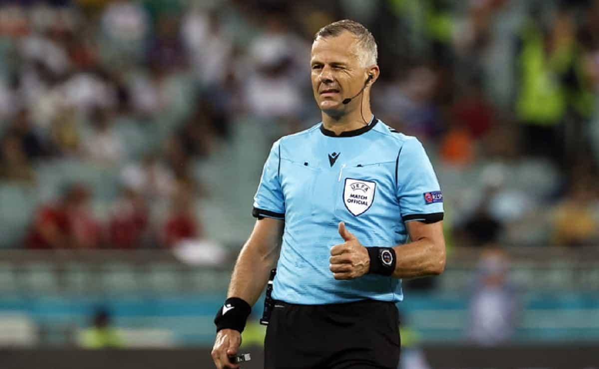 Italia-Inghilterra, arbitrerà l'olandese Bjorn Kuipers. Con lui battemmo gli inglesi nel 2014