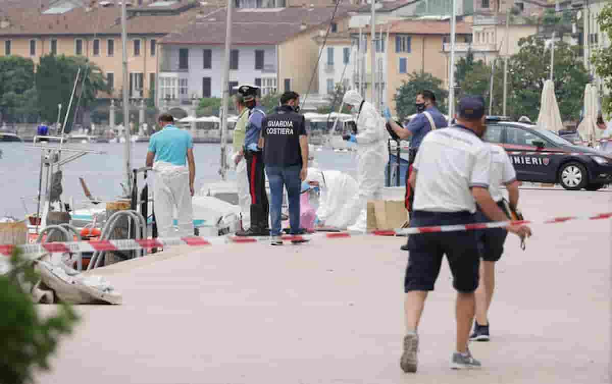 Incidente sul Garda, arrestato il tedesco alla guida del motoscafo: secondo l'accusa era ubriaco