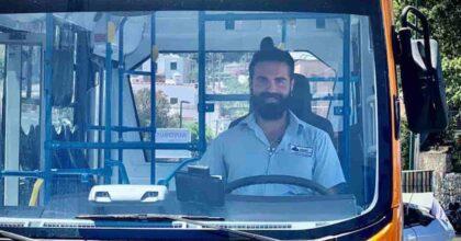 Incidente bus Capri Emanuele Melillo