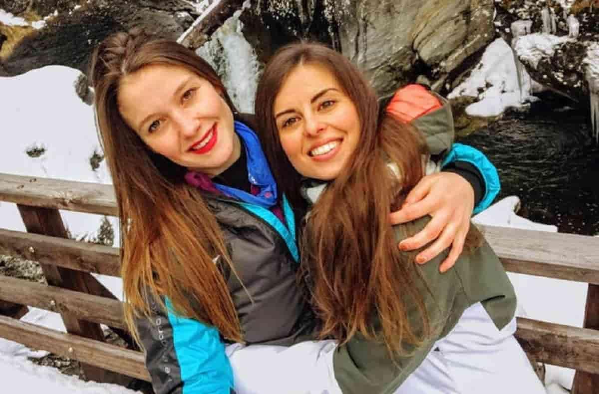 Monte Rosa, Martina e Paola morte assiderate: bloccate da sabato sotto la Piramide Vincent, a 4.150 metri