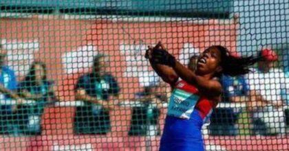 Alegna Osorio, morta l'atleta cubana colpita alla testa durante il lancio del martello