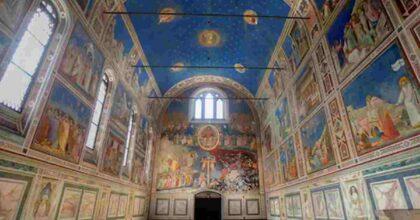 Padova, tutto il ciclo pittorico del Trecento è patrimonio Unesco