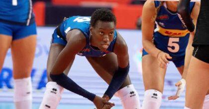 Paola Egonu sarà la portabandiera dell'Italia alle Olimpiadi di Tokyo: l'annuncio di Malagò