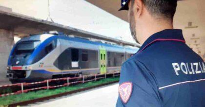Roma, 14enne muore travolta da un treno in via di Salone: stava tornando a casa con due amici
