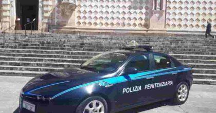 Carcere di Rebibbia (Roma): bombe molotov contro le auto di due agenti penitenziari