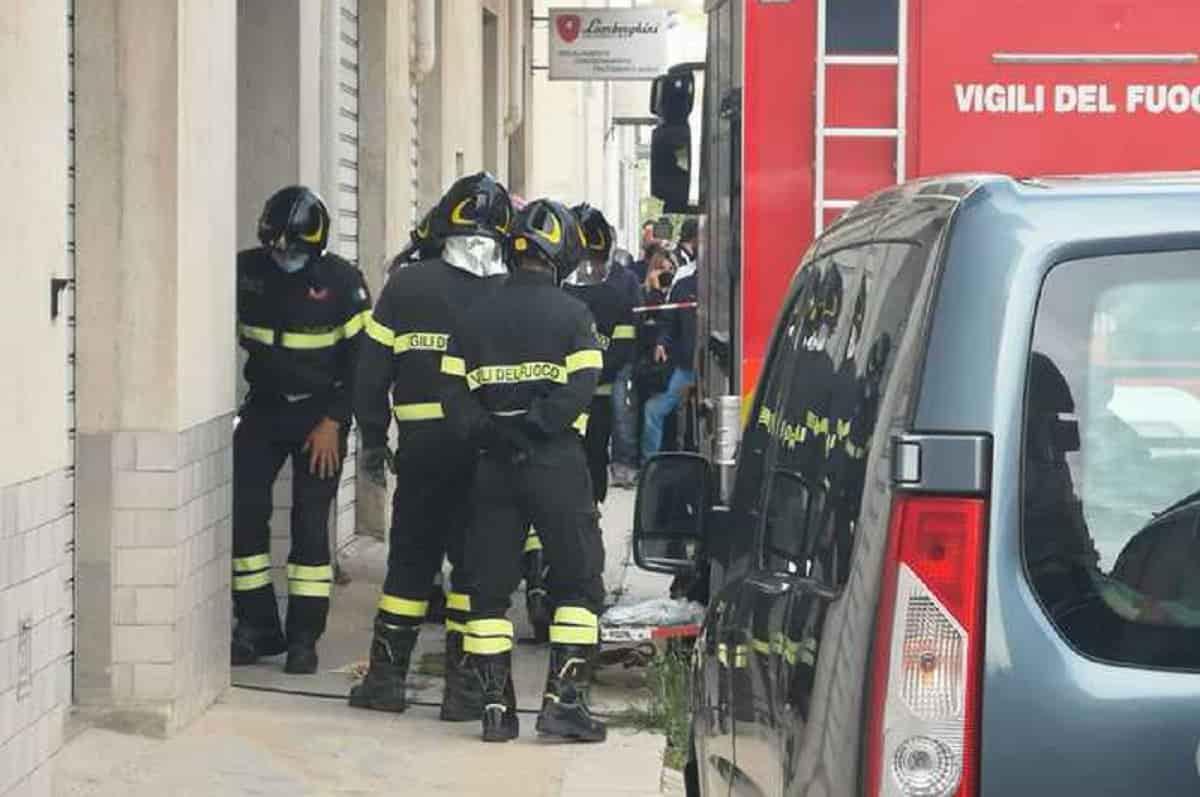 Montemezzo di Valfabbrica (Perugia): esplode villetta per fuga di gas, un morto e tre feriti