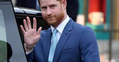 """Il Principe Harry scatena il panico a Buckingham Palace: """"Sarà un resoconto accurato della mia vita"""""""