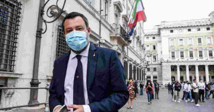 """Olimpiadi, Matteo Salvini: """"Radiare a vita chi non si batte con Israele, non esiste un razzismo di Serie A e uno di Serie B"""""""