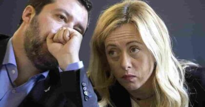 Sondaggio, supermedia Youtrend: Giorgia Meloni sorpassa Salvini, Fratelli d'Italia primo partito