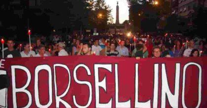 Via D'Amelio, il 19 luglio di 29 anni fa la strage che uccise Paolo Borsellino: tutte le iniziative