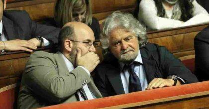 Vito Crimi fa votare su SkyVote e non su Rousseau per il direttorio M5s: sfida a Grillo (e Casaleggio)