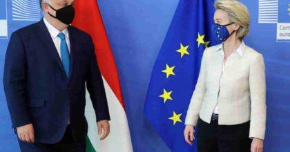 Von der Leyen contro Ungheria per la legge anti lgbt: l'Ue mette nel mirino anche la Polonia