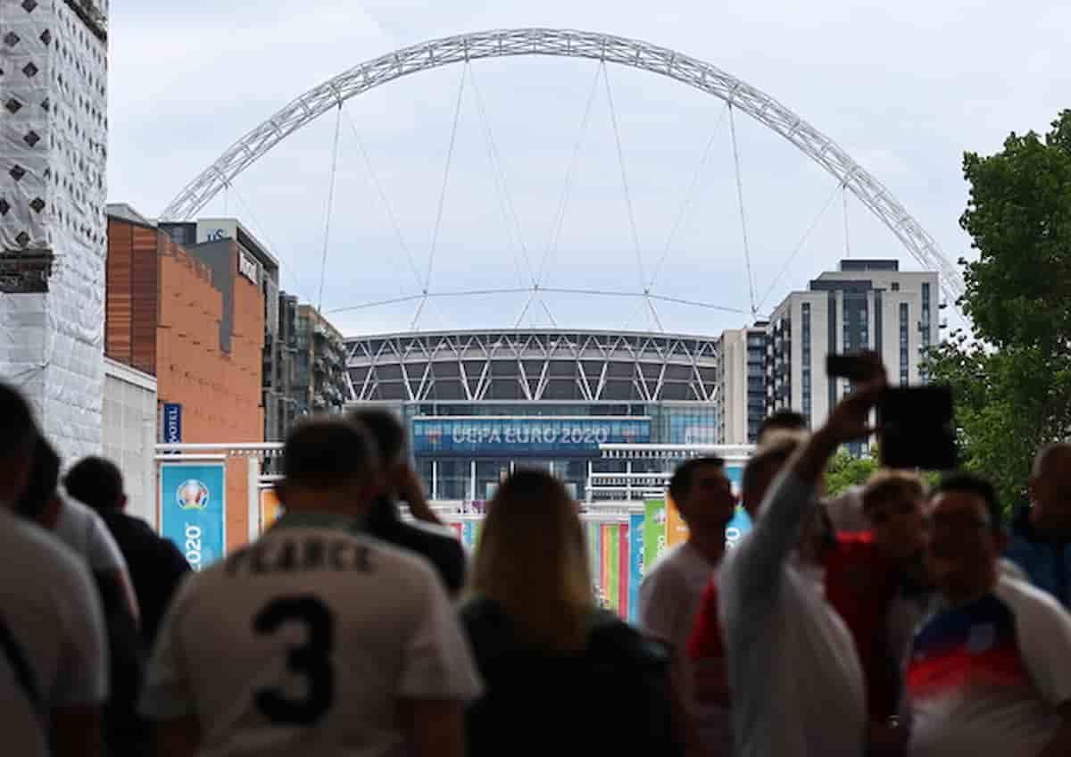 Focolaio Euro 2020 Gran Bretagna