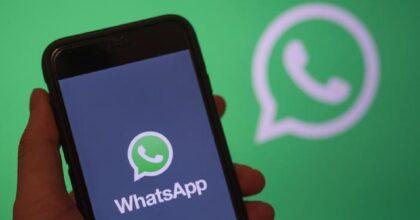 WhatsApp, chiamate e videochiamate collettive: ci si potrà entrare anche in corso