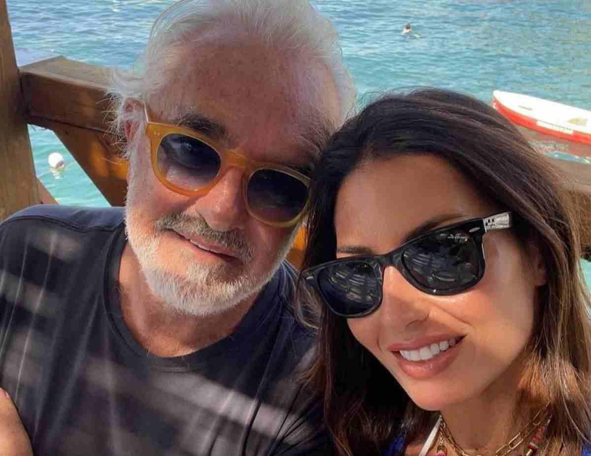 Elisabetta Gregoraci e Flavio Briatore mano nella mano a Capri. Ritorno al passato?