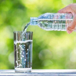 acqua minerale, foto ansa