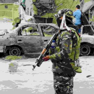 Afghanistan, 5 razzi lanciati contro l'aeroporto di Kabul, ma intercettati dal sistema anti-missili Usa
