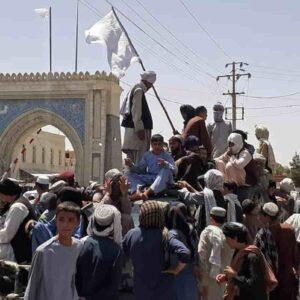 Afghanistan Talebani Kabul