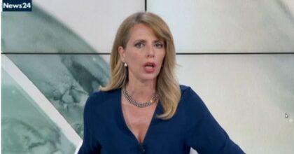 Antonella Alba, giornalista di Rainews24, aggredita durante la manifestazione No Green pass a Roma
