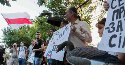 """Kiev, attivista della Bielorussia Vitaly Shishov trovato impiccato in un parco. Le Ong: """"Fatto uccidere da Lukashenko"""""""