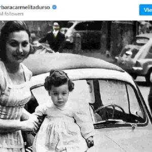 Barbara D'Urso, la foto con mamma Vera nell'anniversario della morte: dal 6 settembre Pomeriggio 5