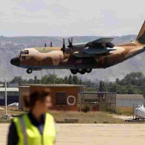 Kabul: C 130 italiano colpito da raffica di mitragliatrice mentre portava via civili afghani