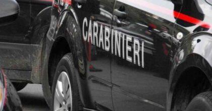 carabinieri, foto ansa