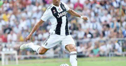 Cristiano Ronaldo, minusvalenza Juve: dal Manchester United 15 milioni (dilazionati in 5 pagamenti)