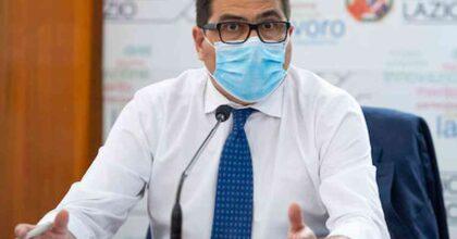 """No vax, l'assessore alla Sanità del Lazio D'Amato: """"Gli faremo pagare il costo del ricovero"""""""