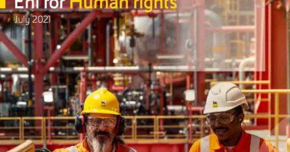 Eni pubblica Eni for Human Rights, il rapporto per una transizioneenergetica equa e inclusiva