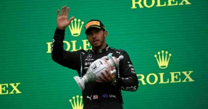 """Hamilton, il long Covid dietro al malore al Gran Premio di Ungheria? Lui: """"Penso che gli effetti siano persistenti"""""""