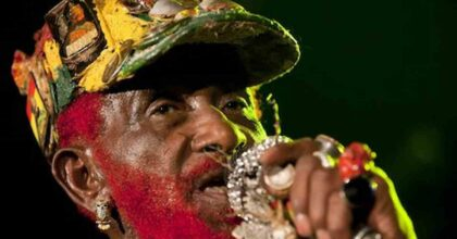 lee perry, foto ansa